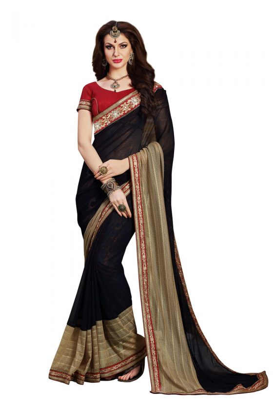Black-Embroidered-Saree-mana-10232