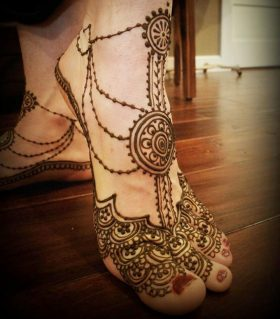 15 Outstanding Bridal Mehndi Designs For Your Wedding Day