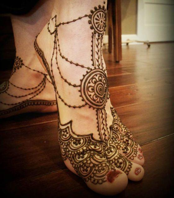 Foot Accessory Design