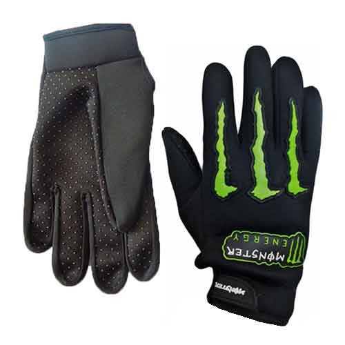 Monster Riding Gloves